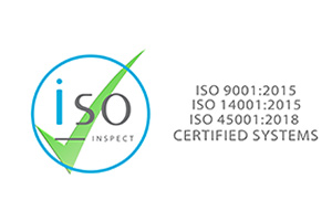 ISO inspect certified system