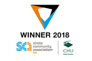 Strata Community Supplier of The Year